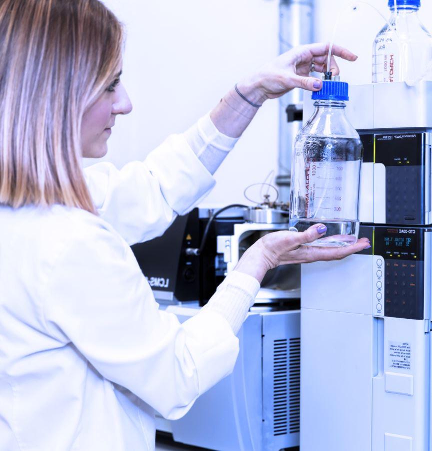 R&D - Aparatura Działu Badawczo - Rozwojowego Spark-Lab